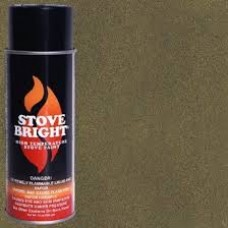 Stove Bright Paint Honey Glo Brown