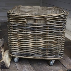 Log Baskets & Carriers