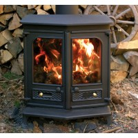 Charnwood Country 8 Woodburner