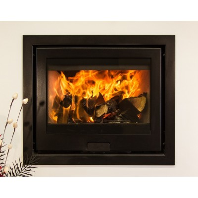 Di Lusso R6 Inset Woodburner (Ex-display)